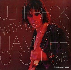 ジェフ・ベック - jeff beck with the jan hammer group live - EPC86025