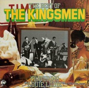 ザ・キングスメン - the best of the kingsmen  - RNLP126