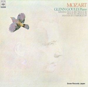 グレン・グルード - グルード/モーツァルト・ピアノ・ソナタ名演集 - 20AC1582