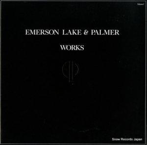 エマーソン・レイク&パーマー - elp四部作 - P-4652-3A