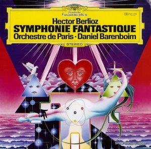 ダニエル・バレンボイム - ベルリオーズ:幻想交響曲作品14 - MG1200
