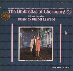 ミシェル・ルグラン - the umbrellas of cherbourg  - PCC616