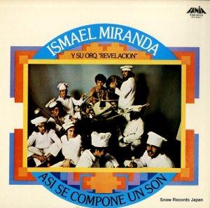 イスマエル・ミランダ - サルサの若獅子 - FAN-5010