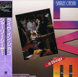 シャーリー・シーザー - ライヴ・イン・シカゴ - C28Y3238