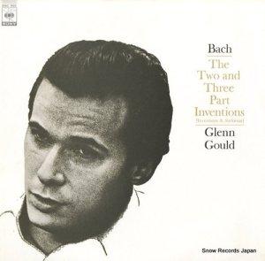 グレン・グルード - バッハ:インヴェンションとシンフォニア(全曲) - 20AC1553