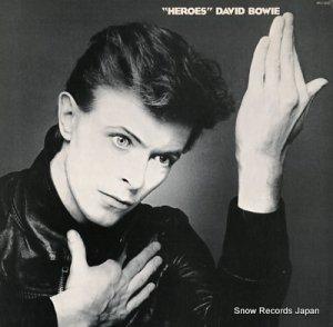 デビッド・ボウイ - heroes - AFL1-2522