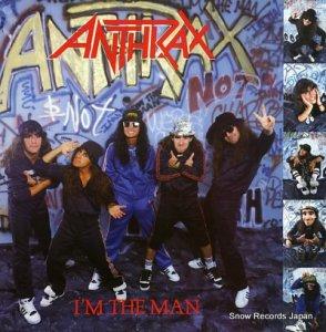 アンスラックス - i'm the man - 12IS338