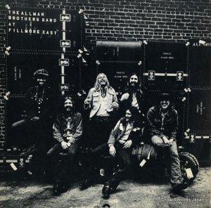 オールマン・ブラザーズ・バンド - the allman brothers band at fillmore east - 823273-1