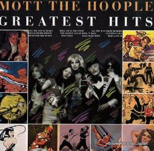 モット・ザ・フープル - greatest hits - PC34368