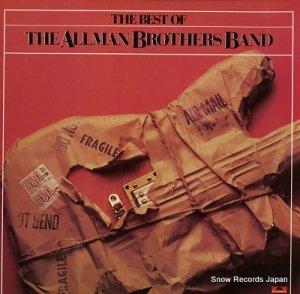 オールマン・ブラザーズ・バンド - the best of the allman brothers band - 823708-1