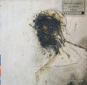 ピーター・ガブリエル - passion - RWLP1