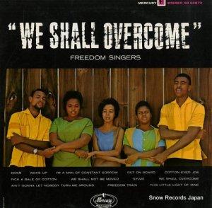 フリーダム・シンガーズ - we shall overcome - SR60879