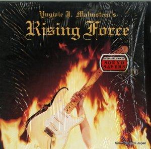 イングヴェイ・マルムスティーン - rising force - 825324-4/Y-1