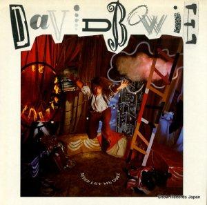 デビッド・ボウイ - never let me down - AMLS3117
