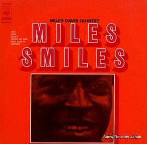 マイルス・デイビス - マイルス・スマイルズ - SONP50177