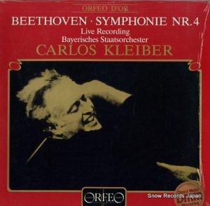 カルロス・クライバー - beethoven; symphonie nr.4 - S100841B