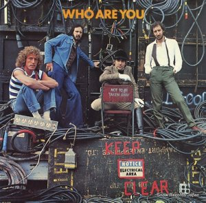 ザ・フー - who are you - MCA-3050