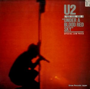 U2 - live / under a blood red sky - 7-90127-1-B