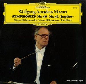 カール・ベーム - mozart; symphonien nr.40 & nr.41 jupiter - 2530780