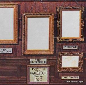 エマーソン・レイク&パーマー - 展覧会の絵 - P-6363A