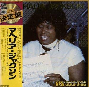 マヘリア・ジャクソン - ニュー・ゴールド・ディスク - SOPO63