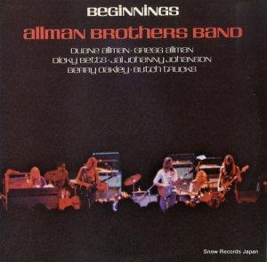 オールマン・ブラザーズ・バンド - beginnings - 2CX0132