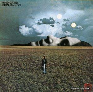 ジョン・レノン - mind games - PCS7165