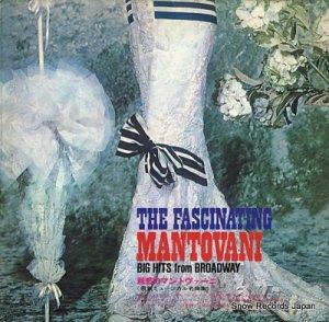 マントヴァーニ - 魅惑のマントヴァーニ/最新ミュージカル名曲集 - SLC144