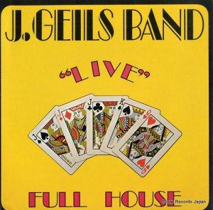 J. ガイルズ・バンド - live - full house - SD7241