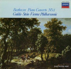 フリードリヒ・グルダ - ベートーヴェン:ピアノ協奏曲第1番ハ長調 - L16C-1608