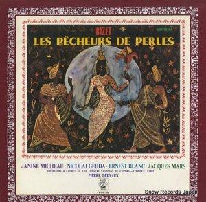 ピエール・デルヴォー - ビゼー:歌劇「真珠採り」全曲 - AA.9310-1