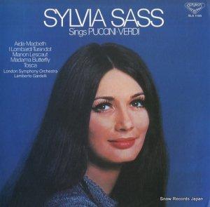 シルヴィア・シャーシュ - プッチーニ、ヴェルディを歌う - SLA1195