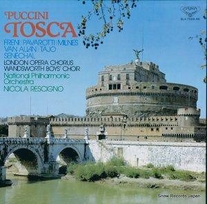 ニコラ・レッシーニョ - プッチーニ:歌劇「トスカ」全曲 - SLA7059-60