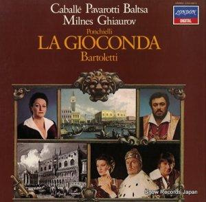 ブルーノ・バルトレッティ - ポンキエルリ:歌劇「ジョコンダ」全曲 - L75C1100/2