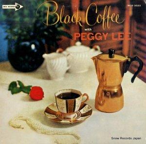 ペギー・リー - ブラック・コーヒー - MCA-3023