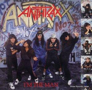 アンスラックス - i'm the man - 790685-1