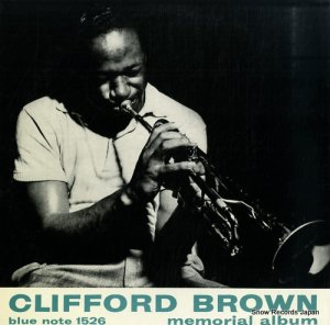 クリフォード・ブラウン - メモリアル・アルバム - GXK8054(M)