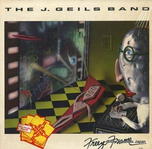 J. ガイルズ・バンド - freeze-frame - SOO-17062