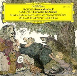 カール・ベーム - プロコフィエフ:ピーターと狼、動物の謝肉祭 - MG2508