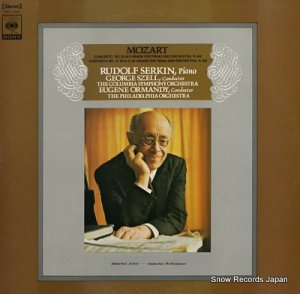 ユージン・オーマンディ - モーツァルト:ピアノ協奏曲第20番、27番 - SOCL250