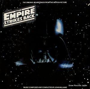 ジョン・ウィリアムス - star wars the empire strikes back - RS-2-4201