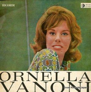 オルネラ・ヴァノーニ - ornella vanoni - MRP9024