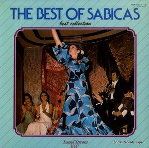 サビーカス - 決定盤・フラメンコ・ギターのすべて - MCF-8213-14