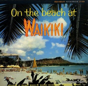 V/A - on the beach at waikiki - L.P.316
