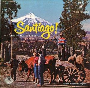 V/A - santiago! modern chilean folk music - MW6