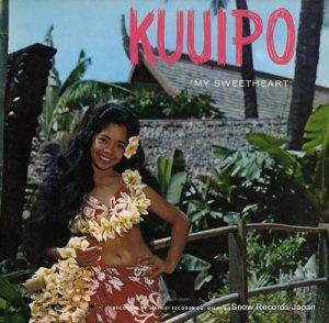 V/A - kuuipo / my sweetheart - L.P.ST.317