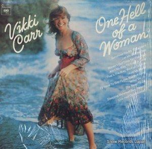 ヴィッキー・カー - one hell of a woman - KC32860