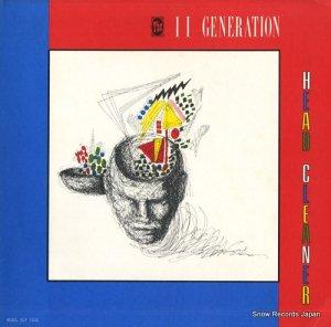 THE II GENERATION - head cleaner - SLP1533