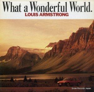 ルイ・アームストロング - この素晴らしき世界 - VIM-28601