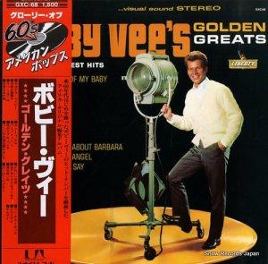ボビー・ヴィー - ゴールデン・グレイツ - GXC-68